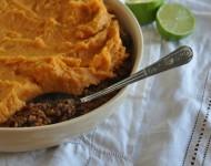 Lentil&SweetPotato bake