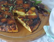 caramelised frittata